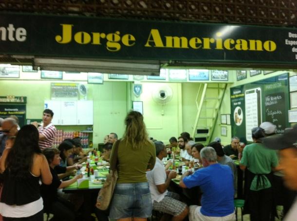 Restaurante Jorge Americano