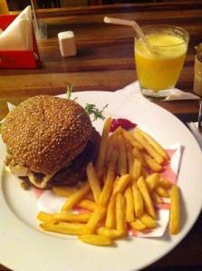 Hambúrguer B Bistrô