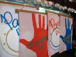 Posters Refúgio Design - pano de parto e toalha de mão