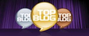 Biscoitel é finalista no  Prêmio Top Blog 2012