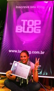 Biscoitel é segundo blog mais votado do Brasil