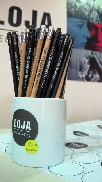 Lápis da Loja Belas Artes