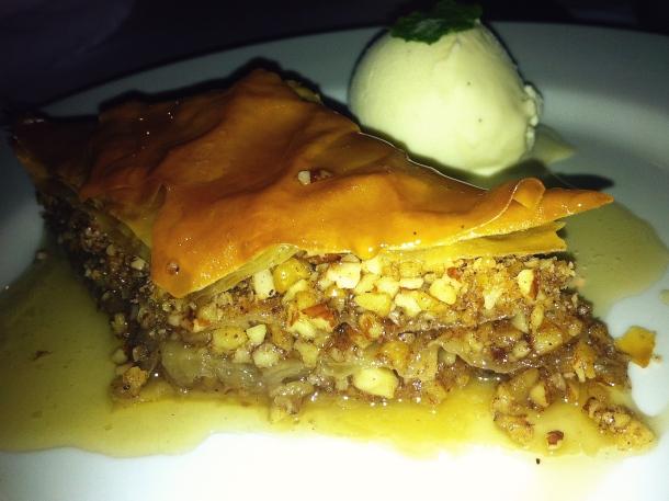 Baklava - Flores Restaurante